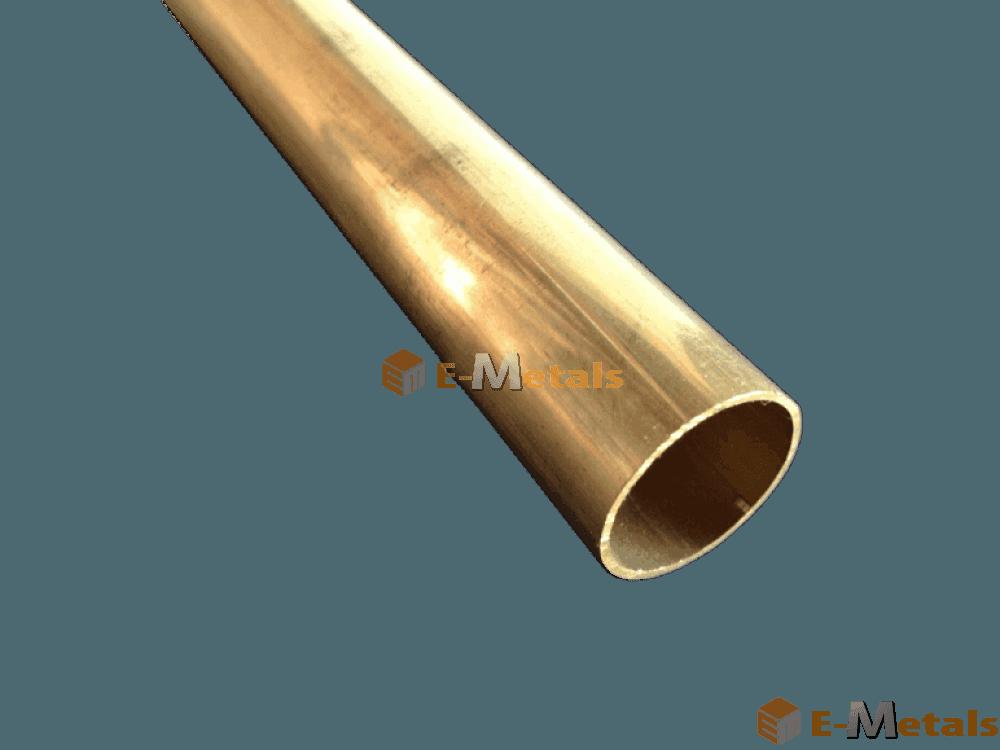 真鍮丸パイプ1
