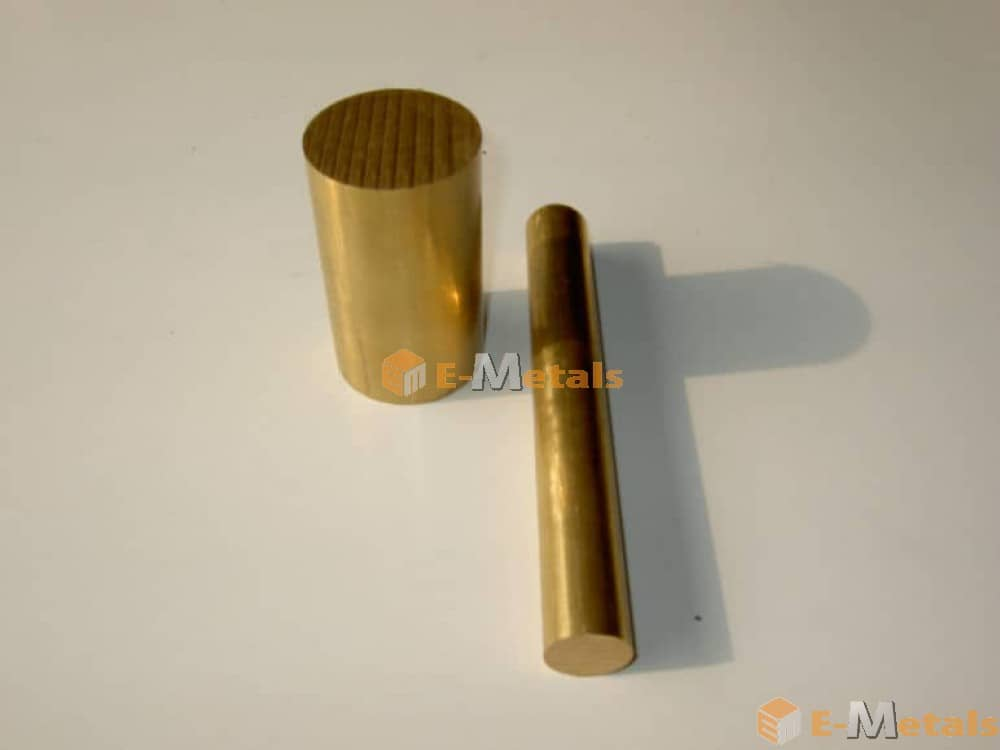 鉛レス黄銅棒-丸棒1