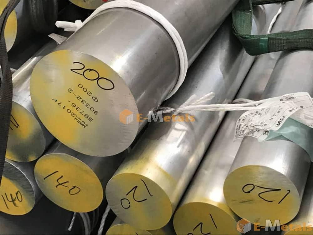 A1070Bアルミニウム丸棒1