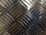 アルミ縞鋼板