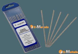 標準寸法 棒材 タングステン電極 セリウムタングステン電極棒