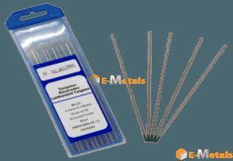 標準寸法 棒材 タングステン電極 純タングステン電極棒