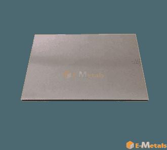 標準寸法 板材 高比重合金 W92.5% - WNiFe 板材
