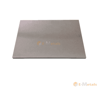 寸切 板材 高比重合金 W92.5% - WNiFe 板材
