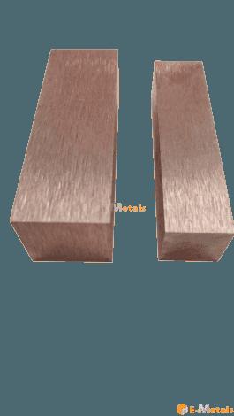 寸切 板材 銅タングステン W75Cu25 板材