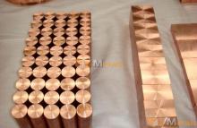 アルミナ分散銅 C15760 - 丸棒