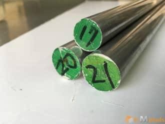 標準寸法 棒材 アルミニウム A5052BD 丸棒
