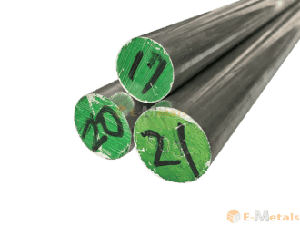 標準寸法 棒材 アルミニウム A6063B 丸棒