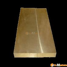 真鍮 真鍮平(C3604P - BsMB) - 平角棒