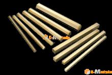 真鍮 真鍮(C3604B) - 六角棒