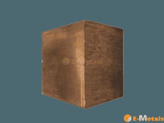 寸切 板材 クロム銅 クロム銅(JIS Z3234 2種) - 板材(面削)