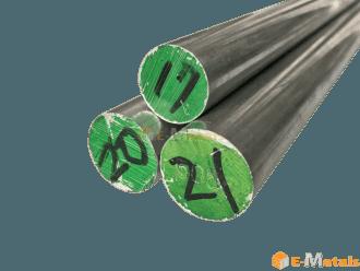 寸切 棒材 アルミニウム A6063B - 丸棒