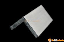 アルミニウム A6063S - アングルRナシ