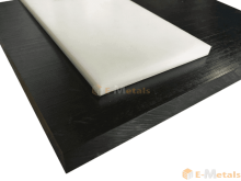 エンジニアリングプラスチック ジュラコン(POM)黒 - 板材