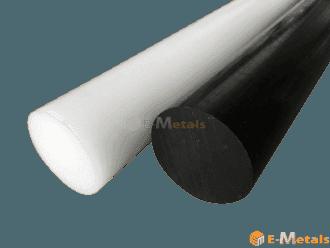 棒 材 エンジニアリングプラスチック ジュラコン(POM)黒 - 棒