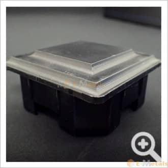 標準寸法 テラス柱用部品 テラス柱用部品 アルミキャップ角