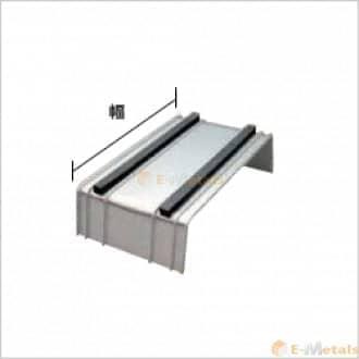 標準寸法 追加ジョイント アルミ(メーカー品) アルミ笠木 KLE型 追加ジョイント