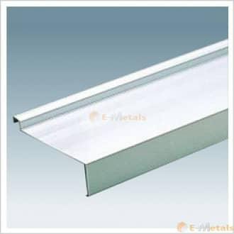 標準寸法 アルミ水切 アルミ(メーカー品) アルミ水切 LC型