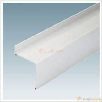 標準寸法 アルミ水切 LC-E型 アルミ(メーカー品) アルミ水切 LC-E型 LC-E型