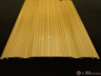 標準寸法 ウイングレール アルミ(メーカー品) フロアレール(ウイングレール) ウイングレール72W 木目オーク