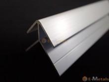 アルミ建材/板材 A6063S-T5  アルミジョイナー(A型)
