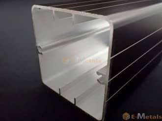 エクステリア(テスラ柱) アルミ建材/板 材 A6063S-T5 エクステリア材(テラス柱) ブロンズ(ツヤ消)