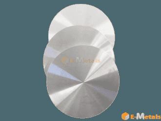 標準寸法 丸板材 ニッケル合金 Ni-V合金 (93%-7%) 丸板材(t21~30mm)
