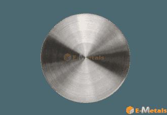 丸板材 ハフニウム Hf (3N5) - Zr<0.5% 丸板材