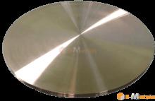 銅 高純度銅 - Cu≧99.999%  丸板材