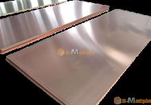 銅 高純度銅 - Cu≧99.9999%  板材