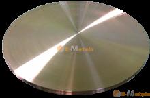 銅 高純度銅 - Cu≧99.9999%  丸板材