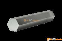特殊鋼 S45C - ミガキ六角鋼