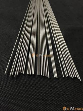標準寸法 ワイヤ(長さ販売) ステンレス SUS304WPB - 被膜なし 線材(直線材)