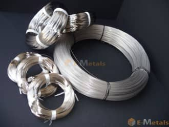 標準寸法 ワイヤ(長さ販売) ステンレス SUS304WPB - 被膜なし 線材 コイル(長さ販売)