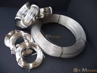 標準寸法 ワイヤ(長さ販売) ステンレス SUS316WPA - Ni被膜付き 線材 コイル(長さ販売)