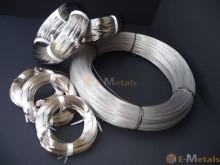 ステンレス SUS316WPA Ni被膜付き  線材 コイル(長さ販売)