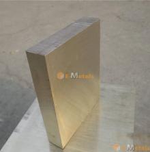 アルミ青銅 アルミ青銅(C6191B) - 板材