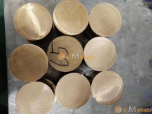 ベリリウム銅 ベリリウム銅(50合金) - 丸棒