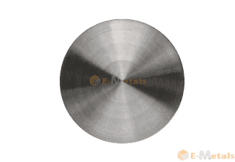 標準寸法 丸板材 クロム クロム - 99.5% 丸板材(t11~20mm)