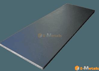 標準寸法 板材 クロム合金 Cr-Al合金 (50at%Cr-50at%Al) 板材(t31~40mm)
