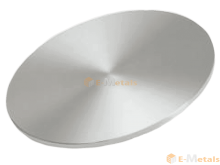アルミニウム 高純度アルミ - Al 99.999%  丸板材