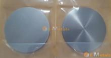 クロム合金 Cr-Al合金 (40at%Cr-60at%Al)  丸板材
