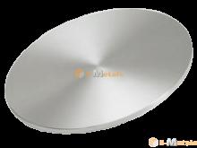 アルミニウム 高純度アルミ - Al 99.9998%  丸板材
