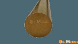 標準寸法 棒材 真鍮 鉛レス黄銅棒 丸棒