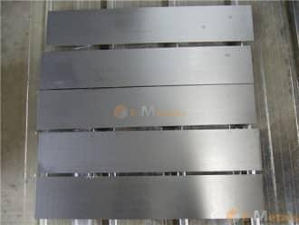 輸入直販 板材 モリブデンニオブ合金(MoNb) 比重:9.2 (冷圧焼結) 板材