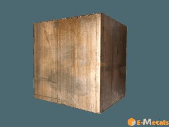 標準寸法 板材 クロム銅 クロム銅板材- 面削 JIS Z3234 2種