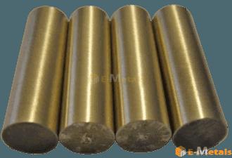 標準寸法 棒材 アルミ青銅 アルミ青銅丸棒(C6191B) Φ3~60mm
