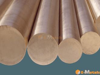 棒材 ベリリウム銅 ベリリウム銅(25合金) - 丸棒
