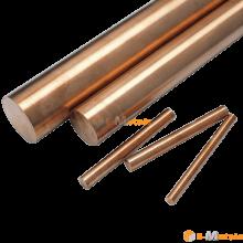 銅 タフピッチ銅 - 丸棒