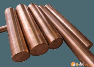 棒材 銅 タフピッチ銅 - 丸棒